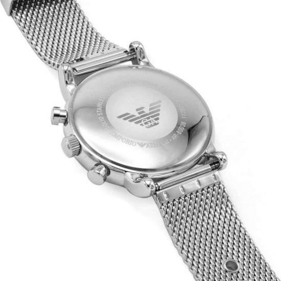 Ceas Barbati, EMPORIO ARMANI LUIGI Special Pack + Bracelet AR80038