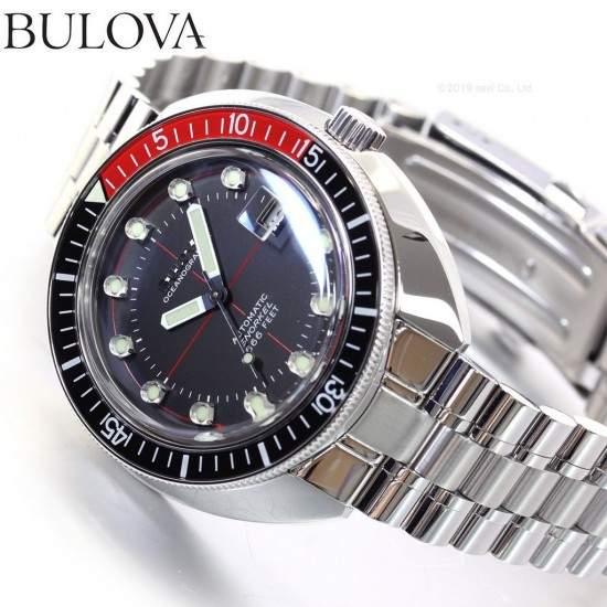 Ceas Barbati, Bulova, Oceanographer Special Edition 98B320