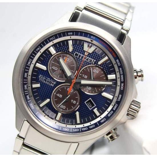 Ceas Barbati, CITIZEN Crono Super Titanio 2470 AT2470-85L
