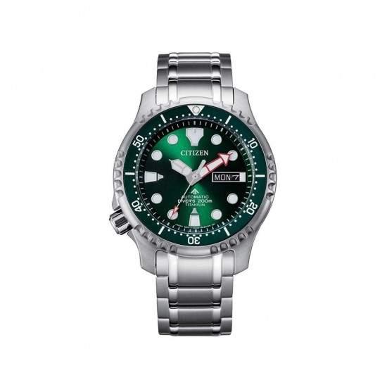 Ceas Barbati, CITIZEN Divers Automatic 200 mt Super Titanio NY0100-50X