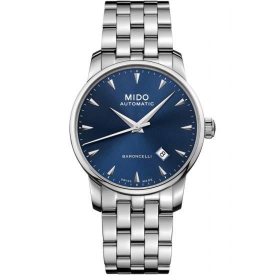 Ceas Barbati, MIDO, Baroncelli Midnight Blue, M8600.4.15.1