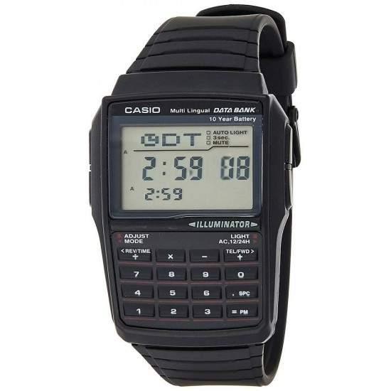 Ceas Barbati Casio Databank Calculator DBC-32-1A