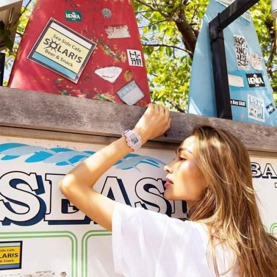 Ceas Dama, Casio, Baby-G BLX-570-4ER