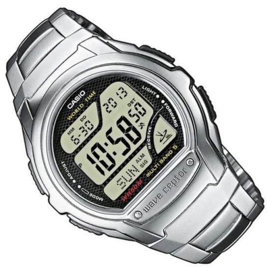 Ceas Barbati, Casio, Wave Ceptor - World Time, Radio Controlled WV-58DE-1A