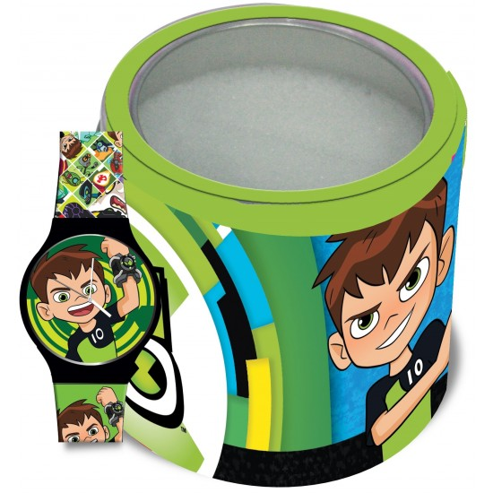 Ceas Junior, Ben 10 - Tin Box 500207