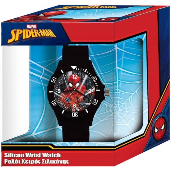Ceas Junior MARVEL KID WATCH SPIDERMAN - Silicone 500932