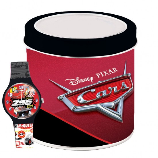 Ceas Junior PIXAR KID WATCH CARS - Tin box 562383