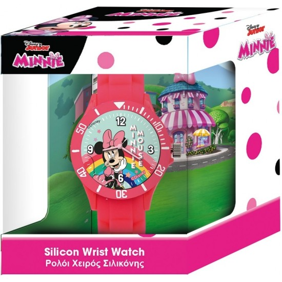 Ceas Junior WALT DISNEY SILICONE WATCH MINNIE 562563