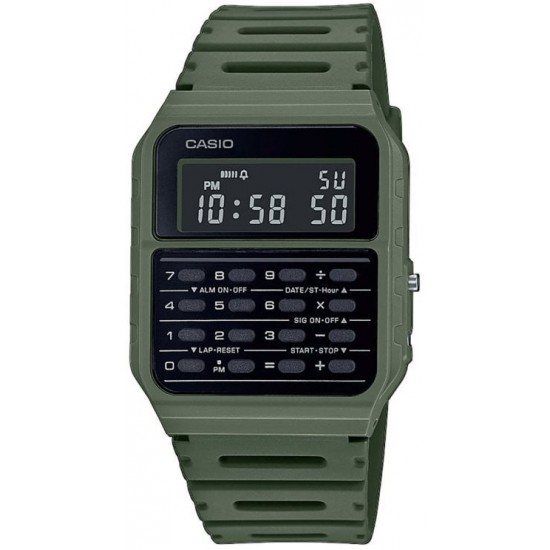Ceas Unisex, Casio, Calculator CA-53-WF-3B