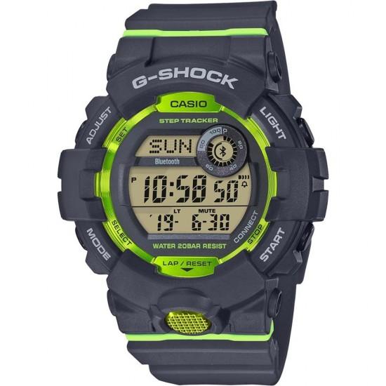 Ceas Barbati, CASIO G-SHOCK G-SQUAD GBD-800-8ER