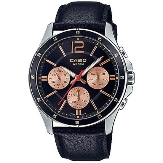 Ceas Barbati, Casio, Collection MTP-1374L-1A2