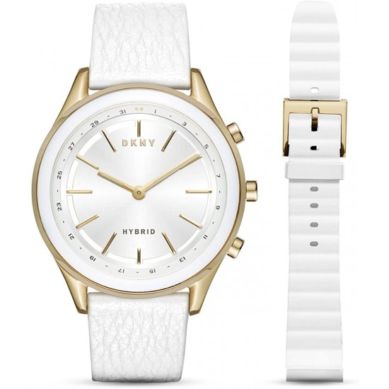 Ceas Dama, DKNY SMARTWATCH MINUTE Special Pack + Extra Strap NYT6101