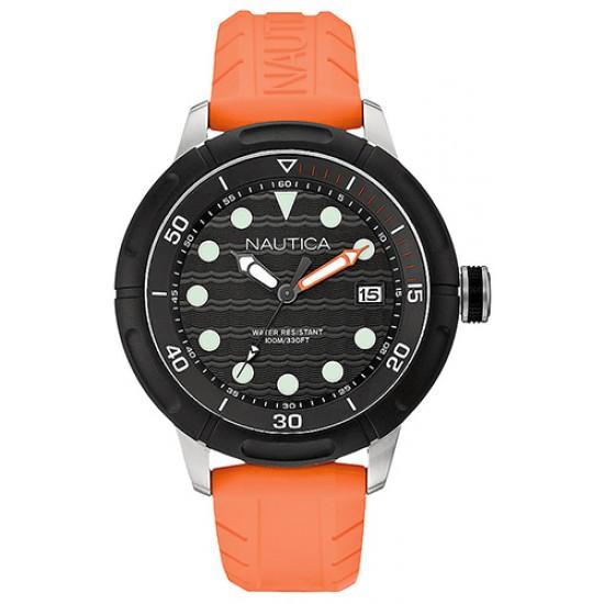 Ceas Barbati NAUTICA WATCH Model A16598G - 3H - DATA - 42mm - WR : 100mt A16598G