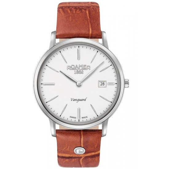 Ceas Barbati ROAMER Noua Colectie Model VANGUARD SLIM LINE 979809 41 25 09