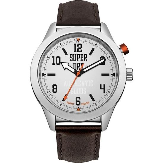 Ceas Barbati SUPERDRY Model AUTHENTIC GOODS SYG187BR