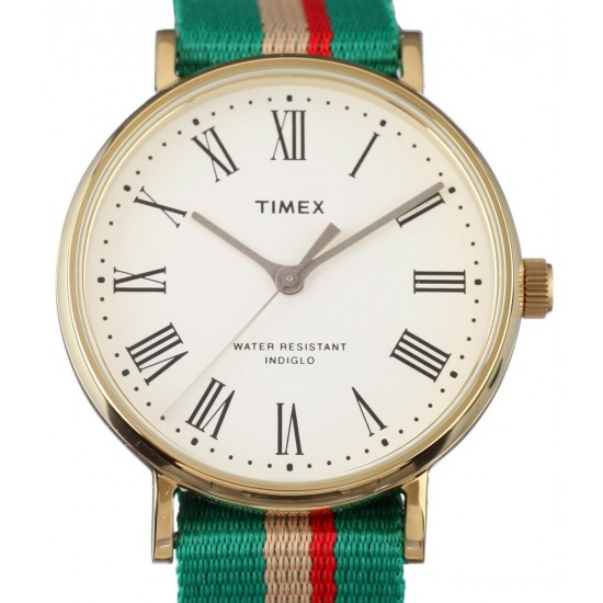 Ceas TIMEX ARCHIVE Model FAIRFIELD AVENUE TW2T98500LG