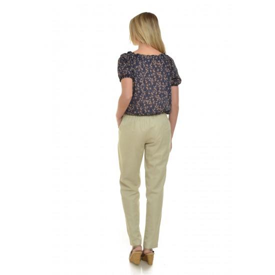 Pantaloni Dama  Bej