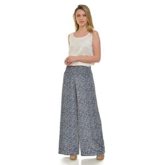 Pantaloni Dama Palazzo