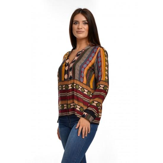 Camasa Dama Multicolor in Dungi