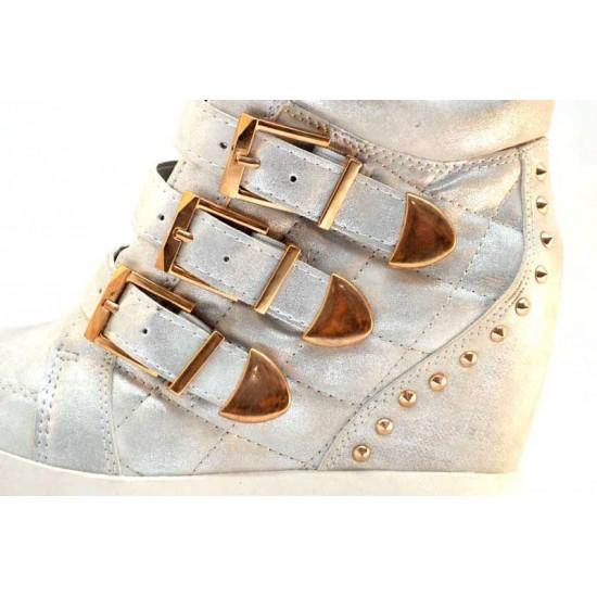 Pantofi Sport Casual cu platforma - Belts