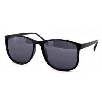 Ochelari de soare Justin  - Negru