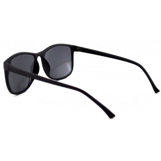 Ochelari de soare Wayfarer Justin Negru