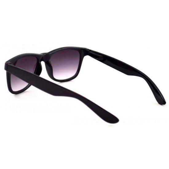 Ochelari de soare Negri Wayfarer Passenger cu lentile degrade