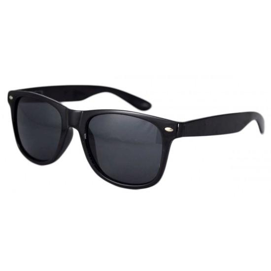 Ochelari de soare Wayfarer Passenger Negru - Bleumarin Polarizati