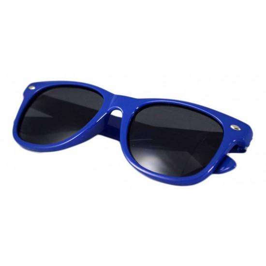 Ochelari de soare Wayfarer Passenger cu Albastru