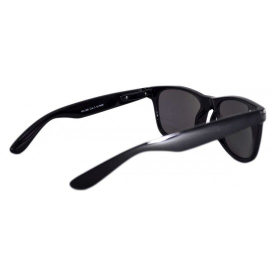 Ochelari de soare Wayfarer Passenger Verde - Negru