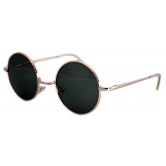 Ochelari de soare John Lennon Vintage - Verde Inchis/Gold