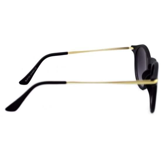 Ochelari de soare Wayfarer Passenger S Bleumarin - Negru Mat