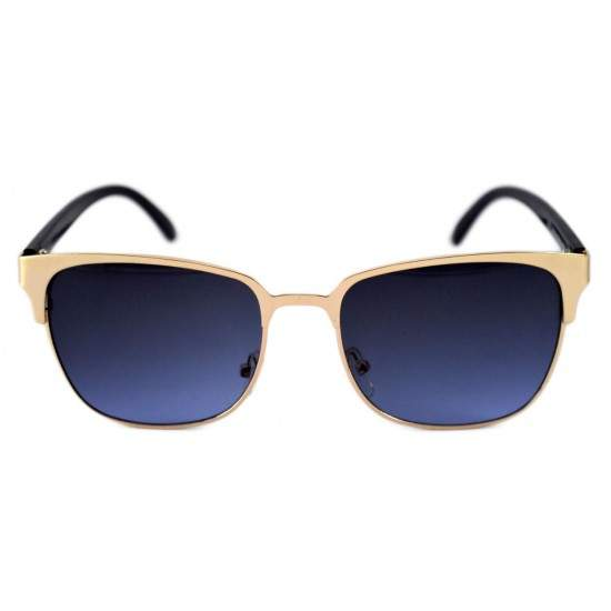 Ochelari de soare Wayfarer Passenger 2 Bleumarin degrade - Auriu