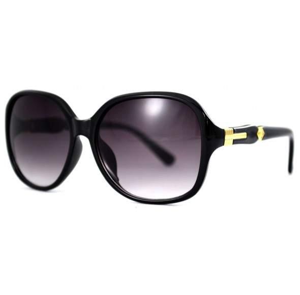 Ochelari de soare Oversized #3 - Negru