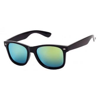 Ochelari de soare Passenger Verde cu Negru