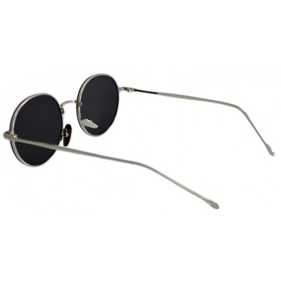 Ochelari de soare John Lennon Vintage Retro II - Gri/Argintiu