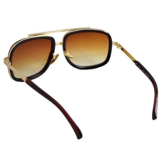 Ochelari de soare Rectangular Maro V.I.P.