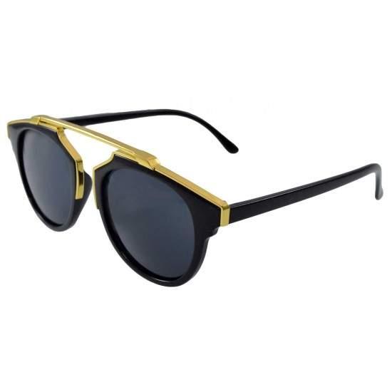 Ochelari de soare Wayfarer Passenger ZS Bleumarin - Negru