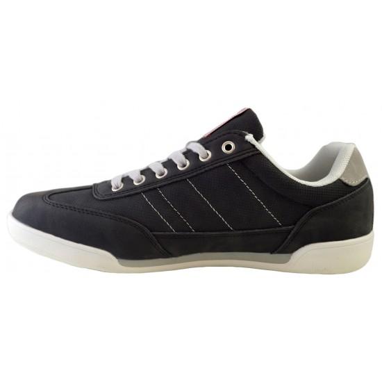 Pantofi Casual pentru Barbati, Negri, Casual, Arrigo Bello, ideali pentru mers dar si activitati recreative