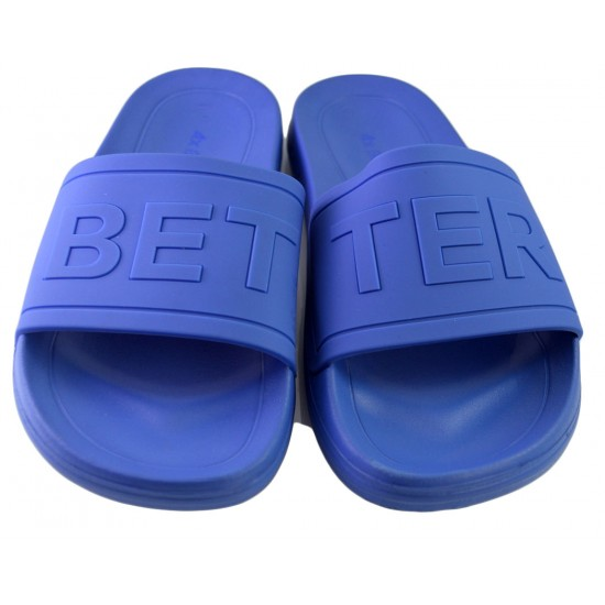 Papuci de plaja barbati, ARRIGO BELLO, albastri, Design Uni - Better