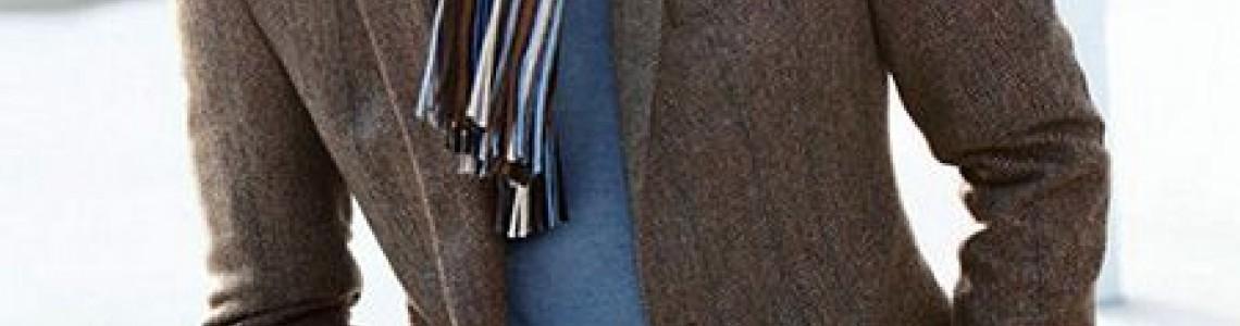Cum se poarta esarfa in sezonul rece: Uite ce trebuie sa alegi in functie de cum te imbraci