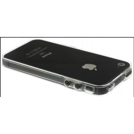Bumper iPhone 4/4S My Cover - Transparent