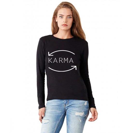 Bluza dama neagra - Karma