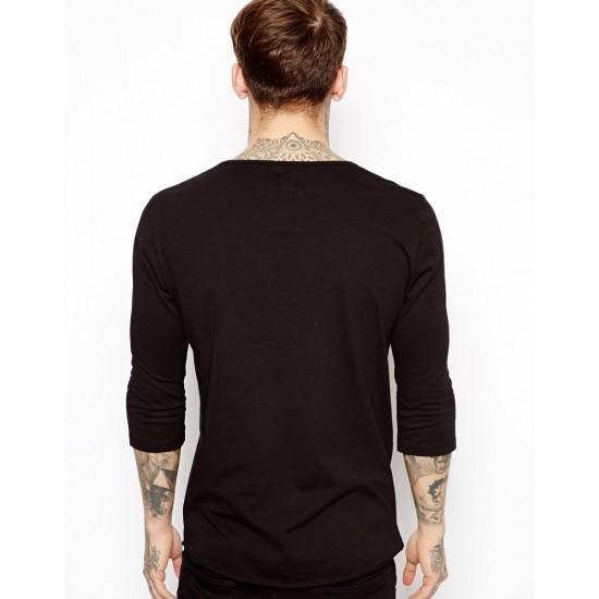 Bluza neagra, barbati, Chillin