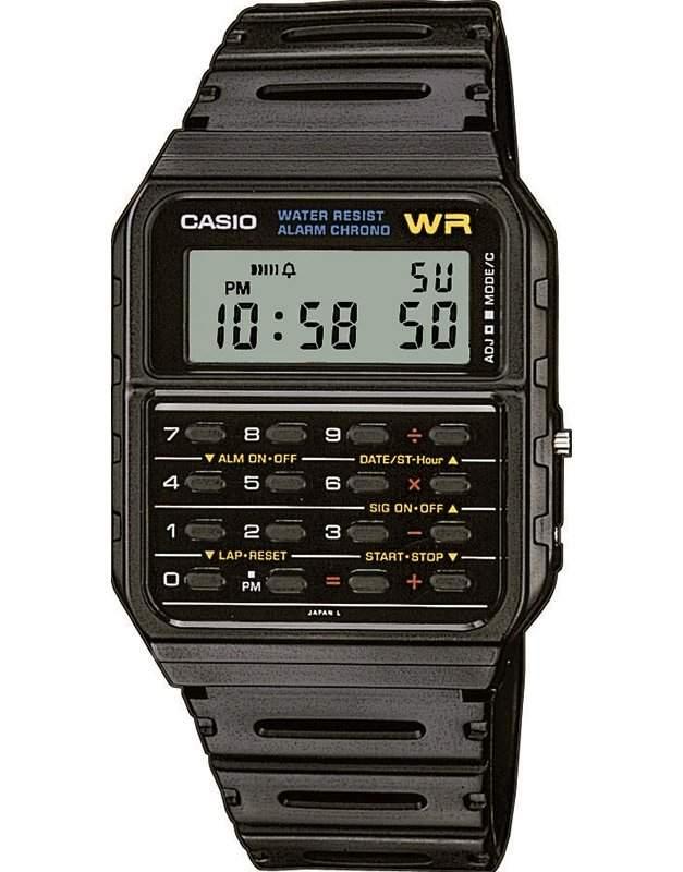 Imagine 210.0 lei - Ceas Casio Classic Calculator