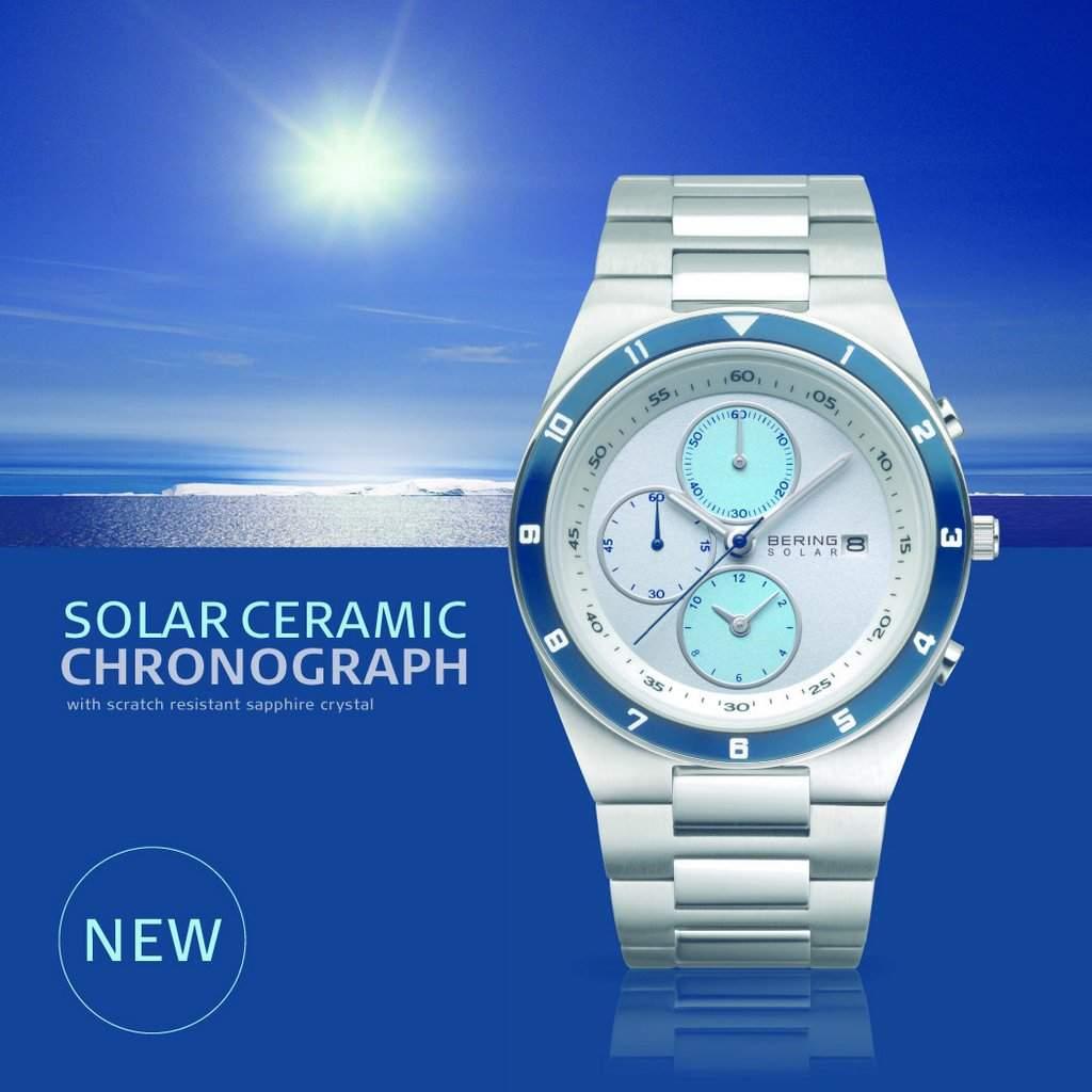 Imagine 1621.0 lei - Ceas Barbati Bering Solar 34440 707