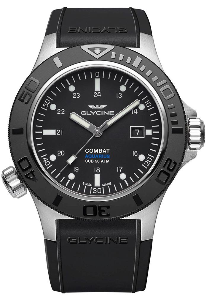 Ceas Barbati, Glycine, Combat Sub Aquarius GL0039
