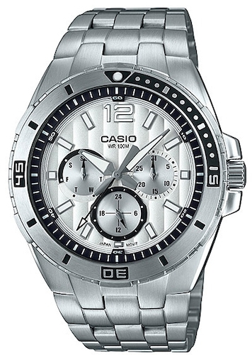 Ceas Barbati CASIO Model DIVER MULTIFUNCTION MTD-1060D-7A2