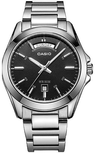 Ceas Barbati CASIO Model DAY DATE MTP-1370D-1A1