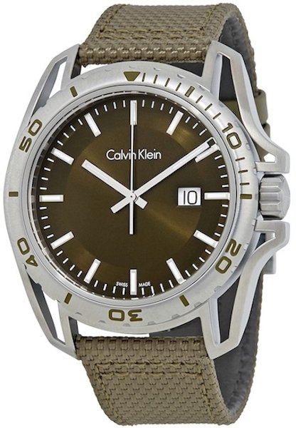 Ceas Barbati CALVIN KLEIN WATCH Model EARTH K5Y31XWL